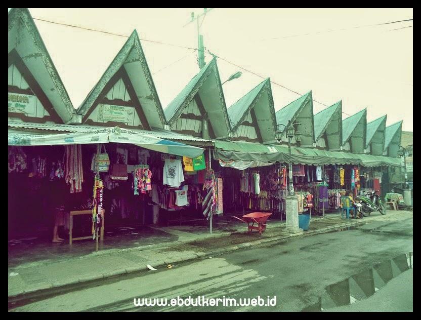 Desa Tomok Pulau Samosir