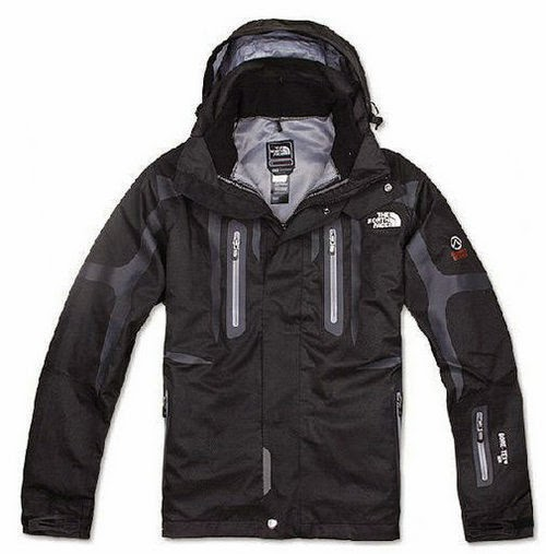 como reconocer una chaqueta north face original