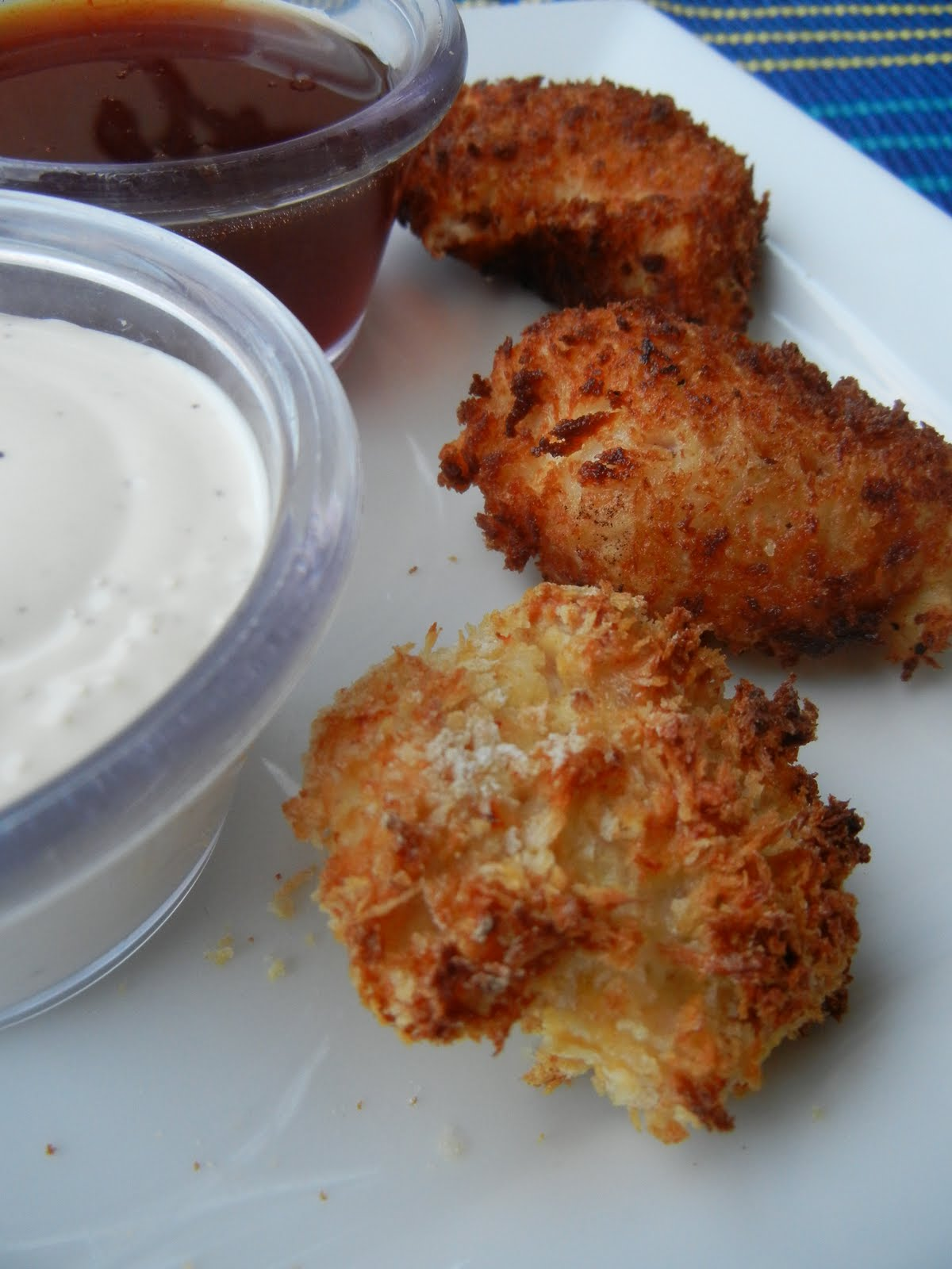 Deals to Meals: Homemade Crispy Chicken Nuggets--Loving Panko!!