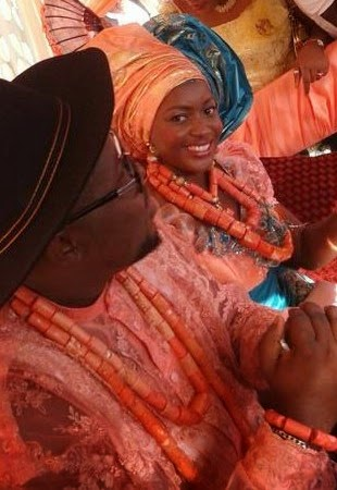 Photo of the Nigerian husband who allegedly beat his wife to death