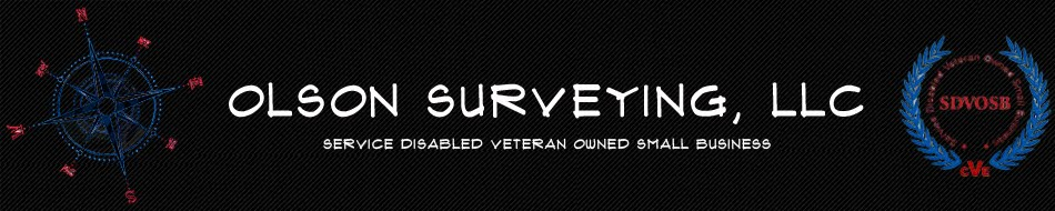 Olson Surveying, LLC - Service Disabled Veteran Owned Small Business