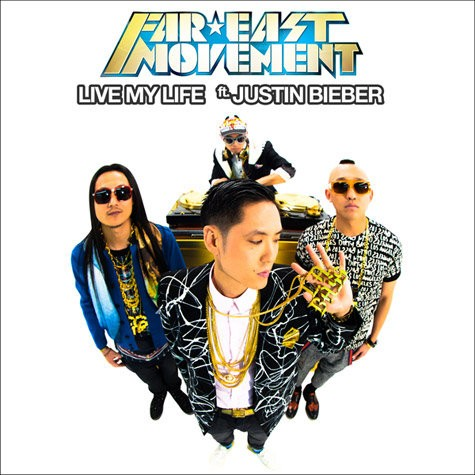 far east movement s live my life ft justin bieber Download Lagu Far East Movement feat. Justin Bieber & Redfoo   Live My Life