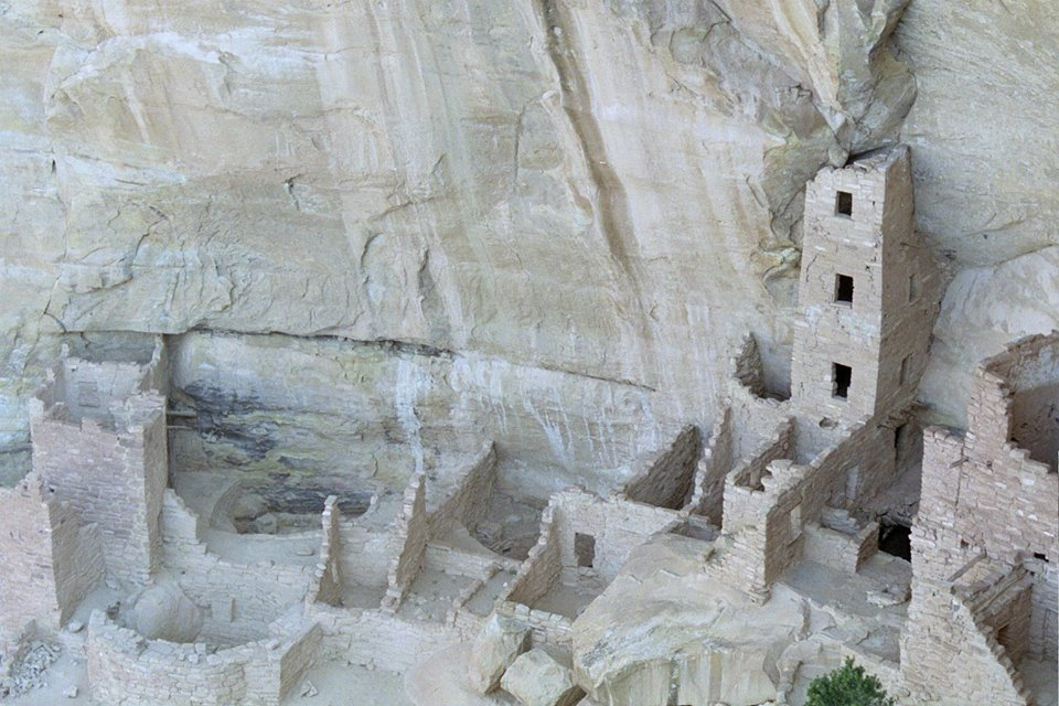 Square Tower House - Mesa Verde
