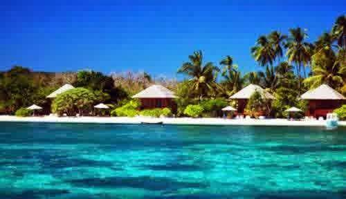 Pantai Terindah Pulau Moyo