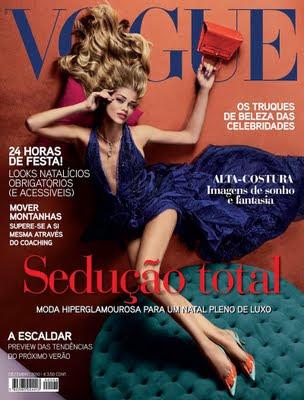 Rio De Janeiro Brazil Fashion Week Featuring Top Model Ana Beatriz Barros Opening The Blue Man Fashion Runway Show