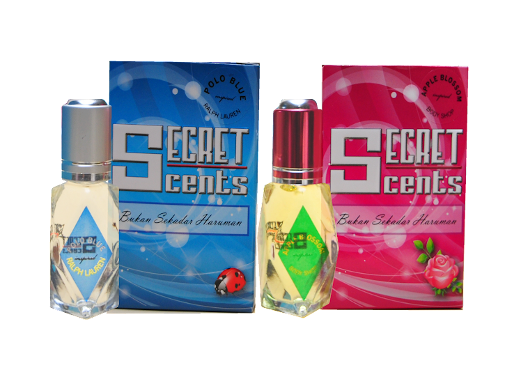 SINGLE SET SECRET SCENTS