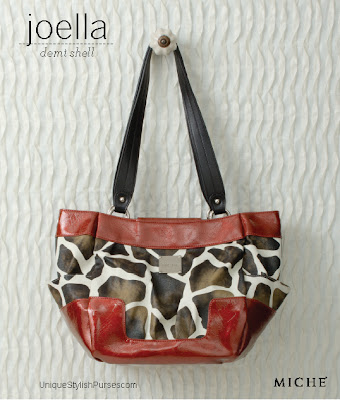 Joella Shell for Demi Bags