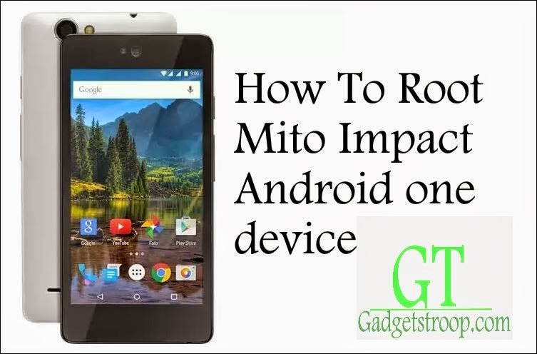UnlockBootloader install recovery root mito impact