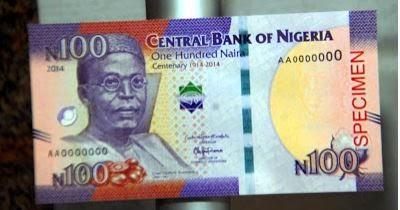 new 100 naira note