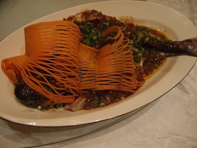 酱蒸巴丁鱼