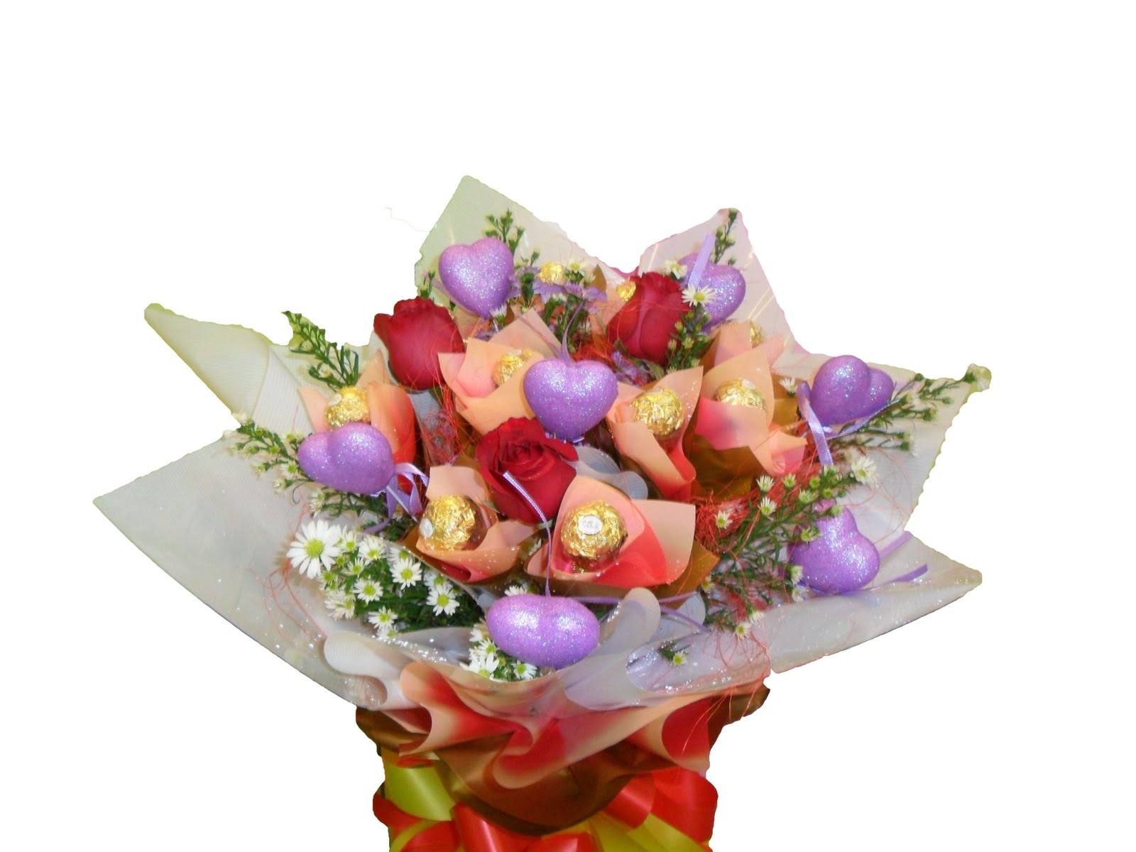 Mix flower services fresh flower hand bouquet rm55 izmirmasajfo
