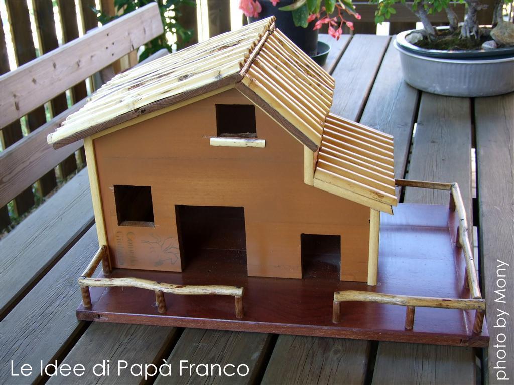 Le idee di mony casetta per uccellini for Tegole del tetto della casetta