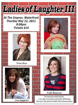Ladies of Laughter Improv Pittsburgh Comedy