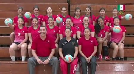 México selección femenina: La lista | Mundo Handball