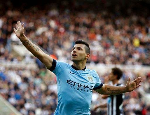 Sergio Aguero Challenges To Be Ballon d'Or 2014 winner