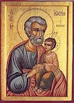 Saint Joseph the Betrothed, Pray for Us