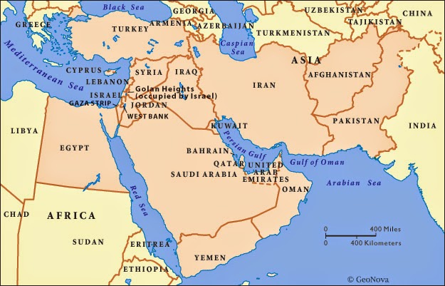 A Mid Eastern View Of The U.S.
