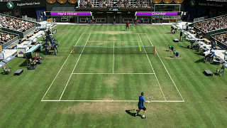 Virtua Tennis 4 Sports Screenshots