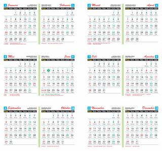 Kalender Pasaran Jawa 2012 - Real Madrid Wallpapers