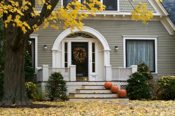 Curb Appeal Thanksgiving Appeal Ideas
