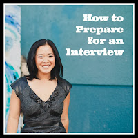 what to do before an interview