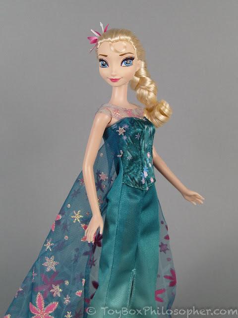 Birthday Party Elsa