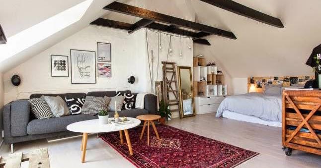 Vivir en un espacio peque o 3 ideas en la decoraci n de for Blog interiorismo decoracion