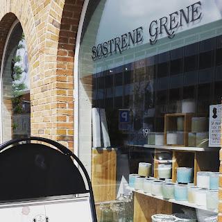 Ondeugende Spruit Sostrene Grene Denemarken vakantie winkelen