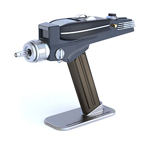 Star Trek Original Series<br> Universal Remote Phaser!