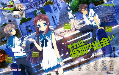 Nagi no Asukara Episode 1 Subtitle Indonesia