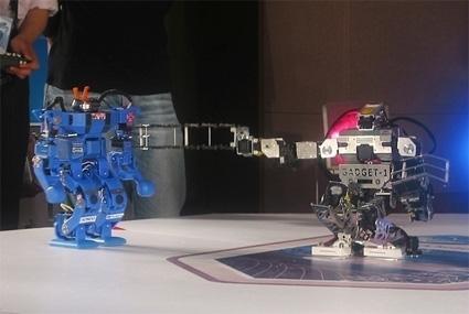 Que significa soñar con peleas de robot