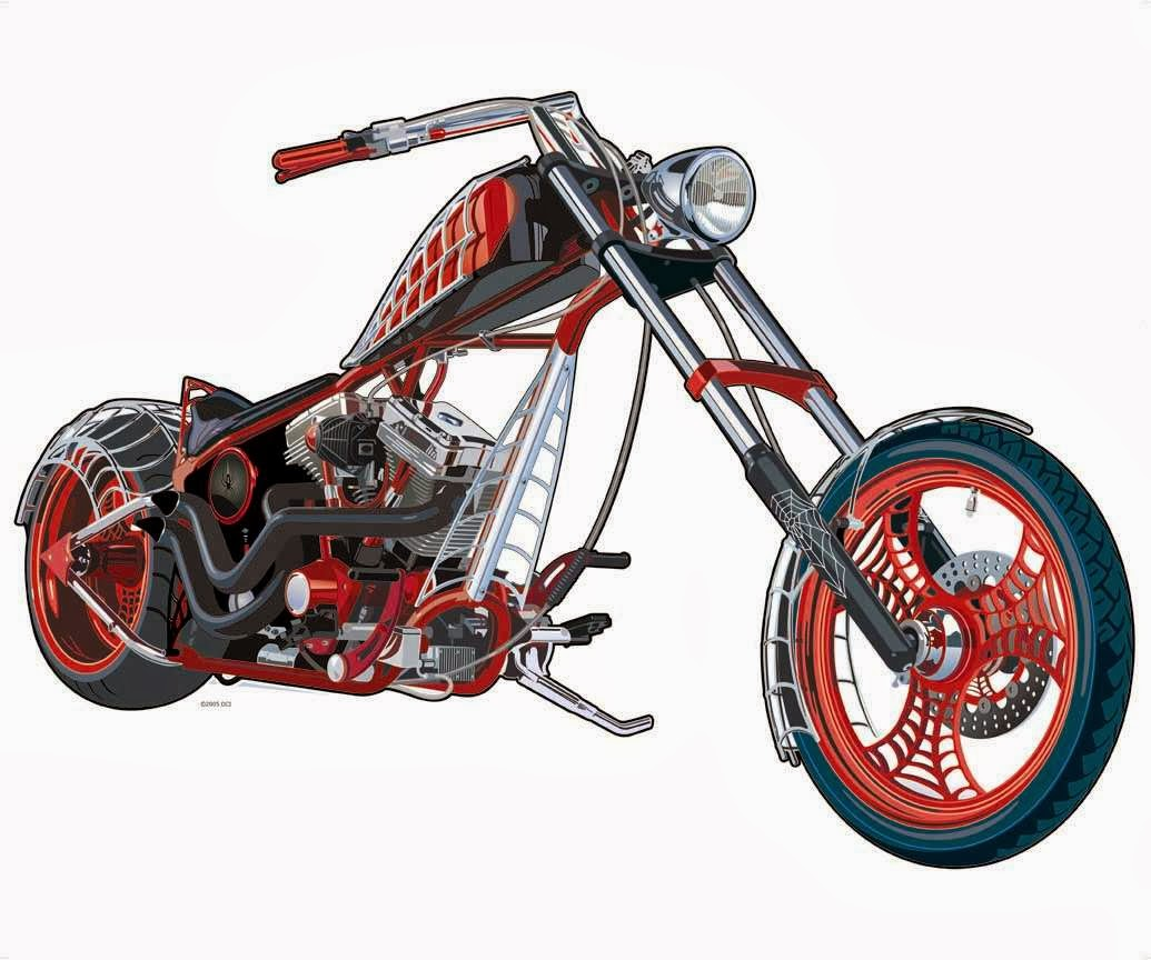 HD American Choppers Wallpaper