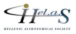 Ελληνική Αστρονομική Εταιρεία