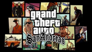 Grand Theft Auto: San Andreas v1.08 Android GAME