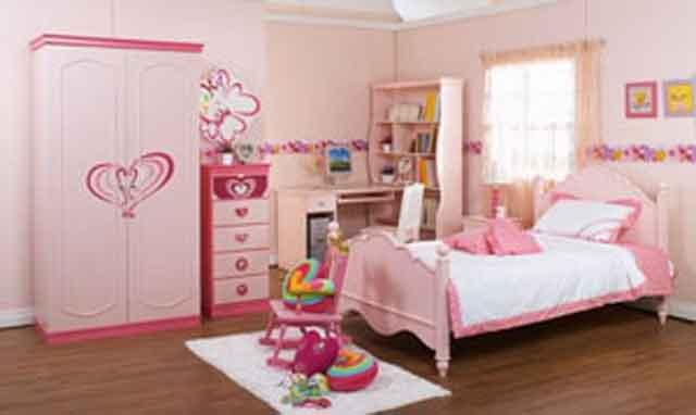 interior kamar tidur minimalis warna pink blog interior