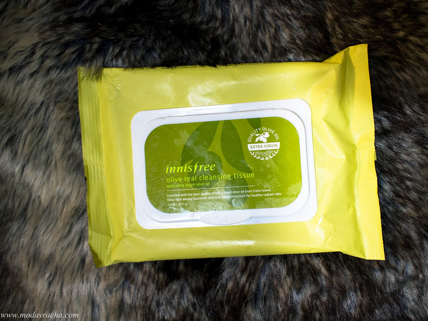 innisfree olive real cleansing tissue review for whole face make up removal