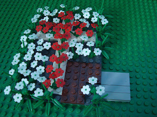 Reader Spotlight LEGO Creation, Cross Garden