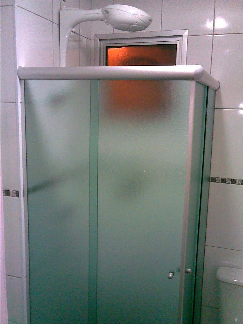 VidroFoz Box p Banheiro -> Kit Banheiro Acrilico Decorado