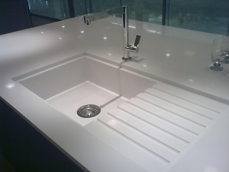 Civiltrends silestone o granito do futuro for Silestone o granito