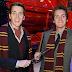 Atores de Harry Potter comparecem ao evento de inauguração da expansão do Studio Tour