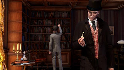 free download The Testament of Sherlock Holmes 2013 For PC Game