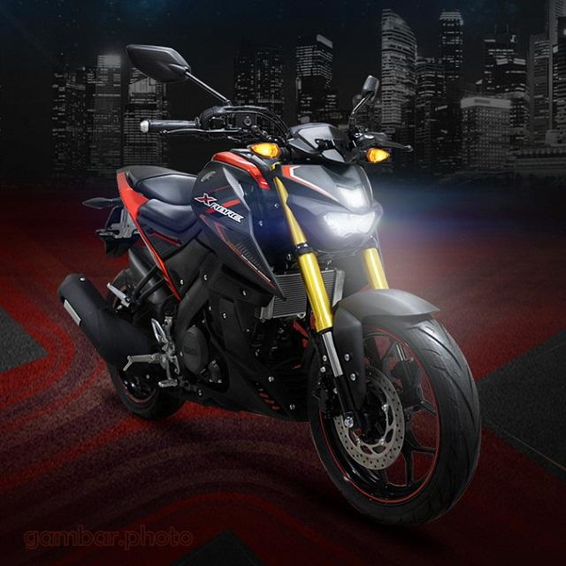 Gambar Motor Yamaha Xabre