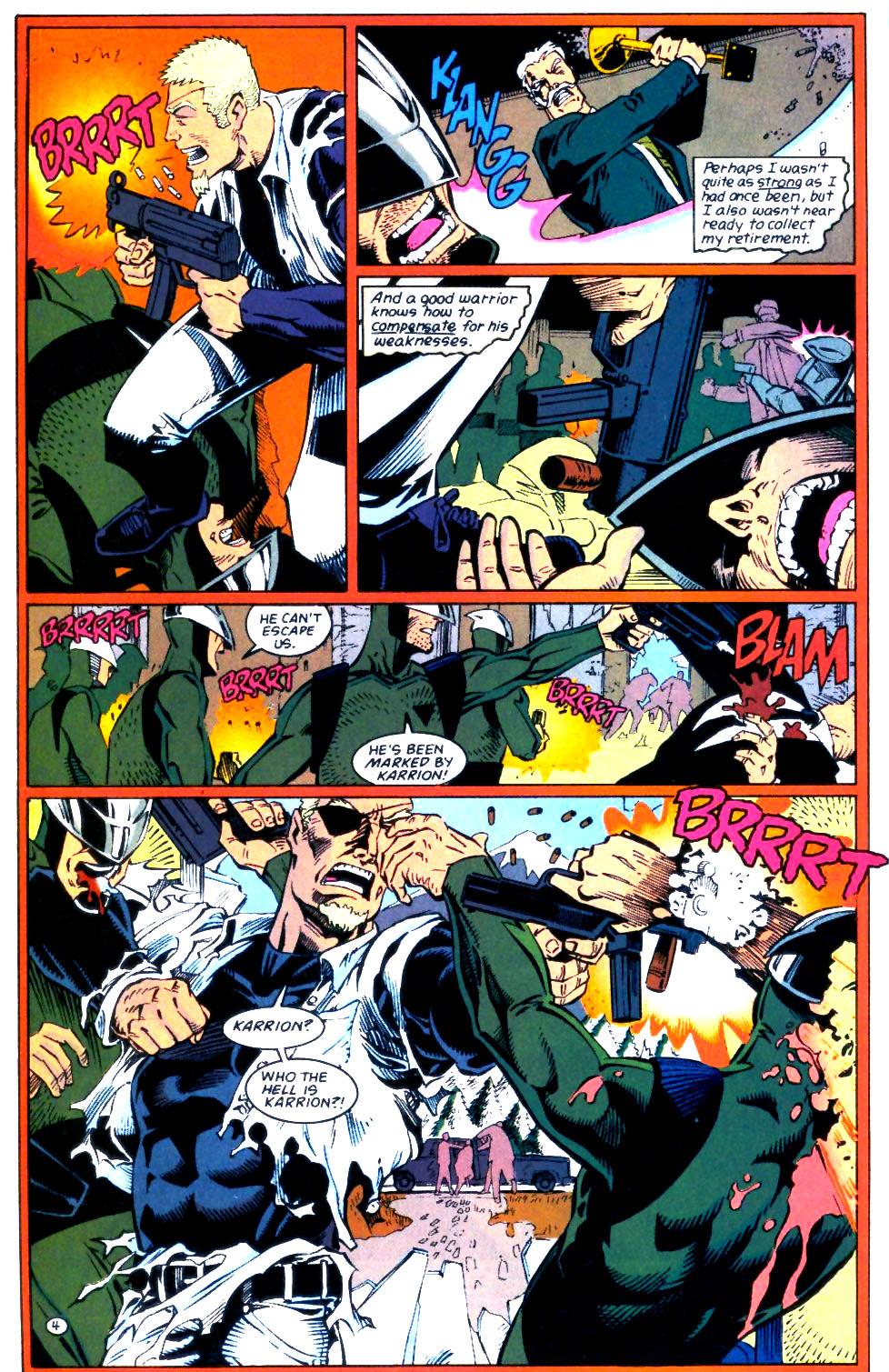 Deathstroke (1991) Issue #56 #61 - English 5