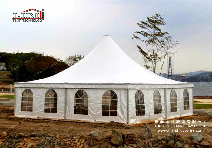 LIRI Pagoda Outdoor Gazebo Tents for Sale