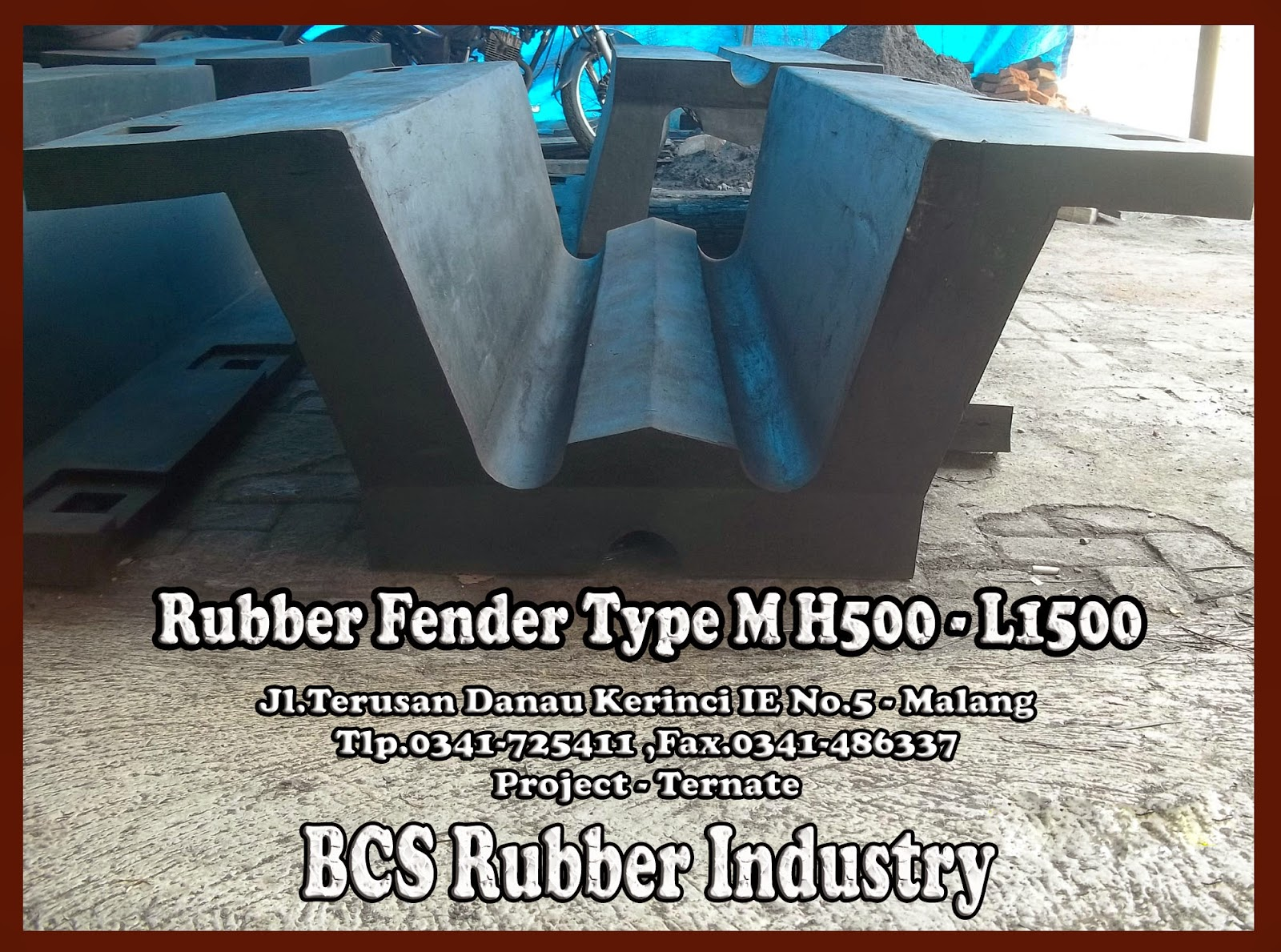 Rubber Fender M – BCS Rubber Production,Rubber Fender,Rubber Fender M