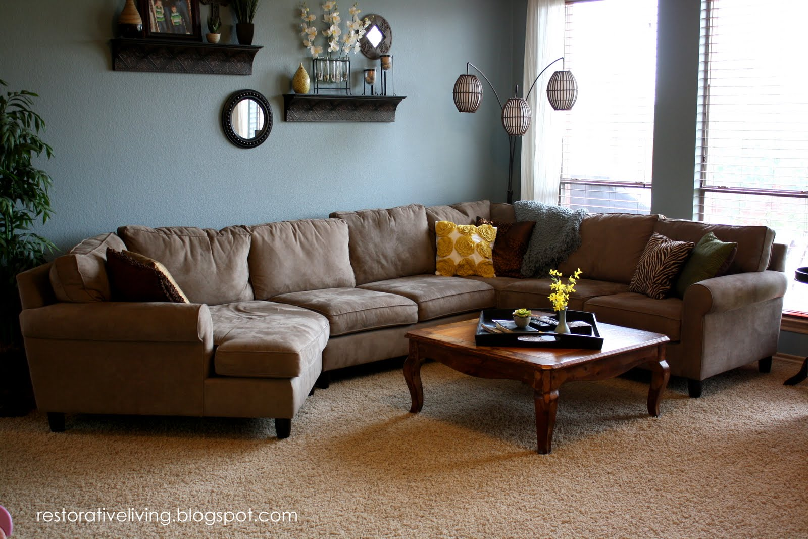 Living rooms without coffee tables room ornament