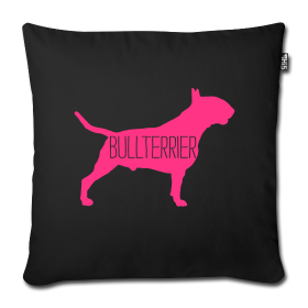Bullterrier Kissen