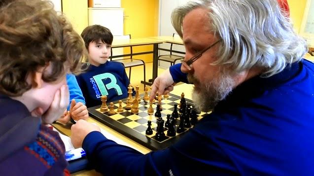 Xavier Parmentier, métier entraîneur d'échecs - Photo � Chess & Strategy