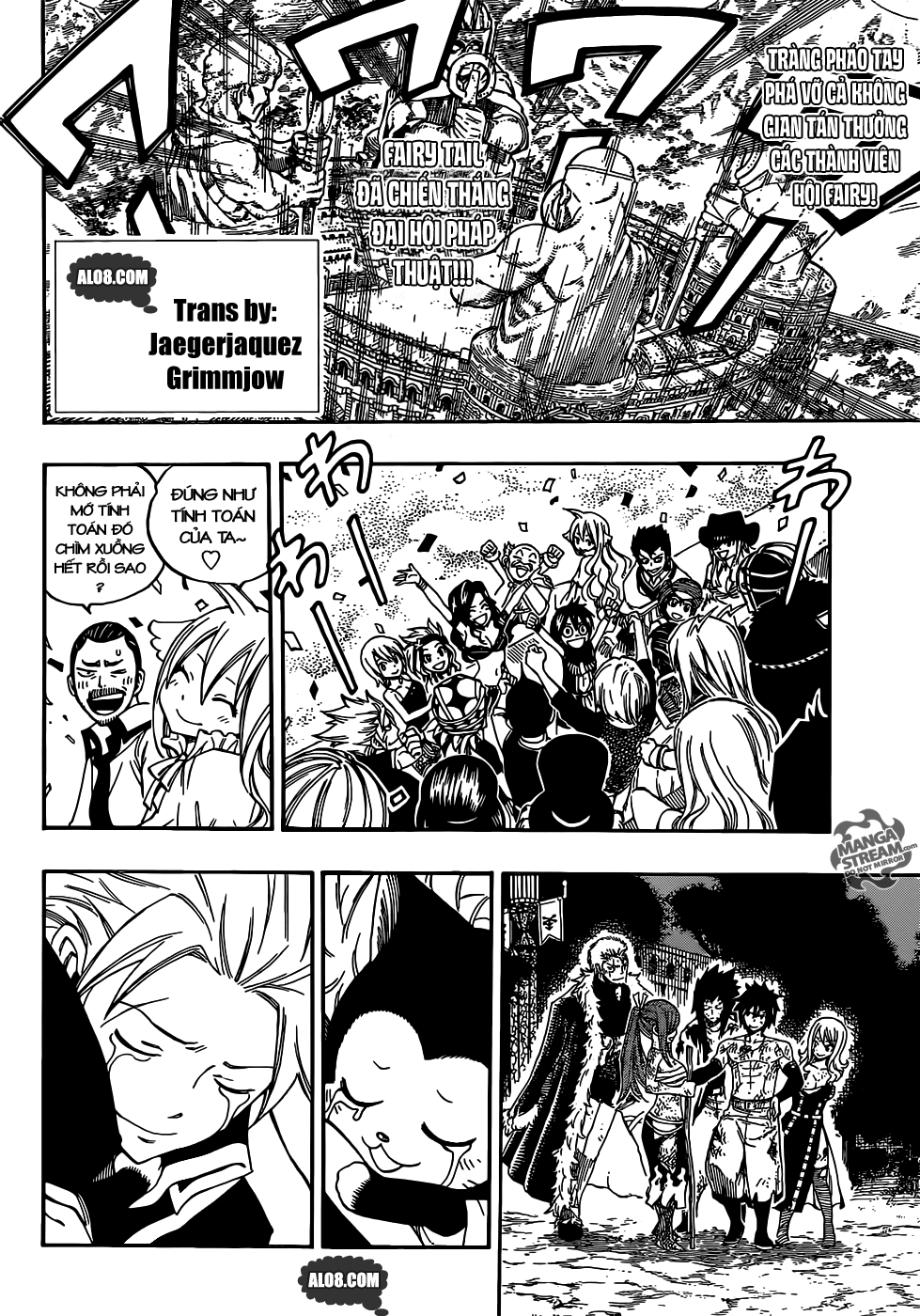 Fairy Tail chap 323 page 2 - IZTruyenTranh.com