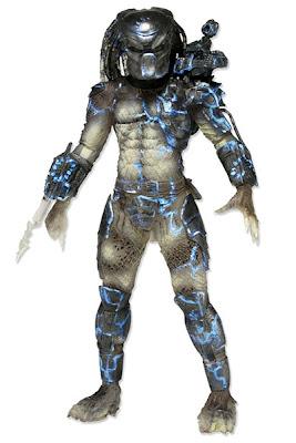 """NECA Predator Series 9 - """"Water Emergence"""" Predator figure"""